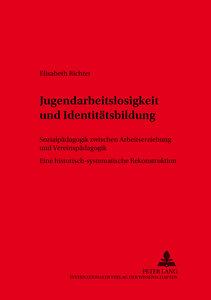 Jugendarbeitslosigkeit und Identitätsbildung