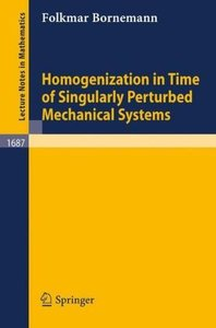Homogenization in Time of Singularly Perturbed Mechanical System