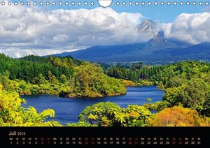 Südseetraum Neuseeland (Wandkalender 2019 DIN A4 quer)