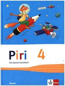 Piri Das Sprach-Lese-Buch. Schülerbuch 4. Schuljahr. Ausgabe für