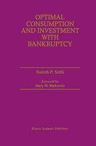 Optimal Consumption and Investment with Bankruptcy