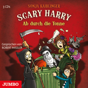 Scary Harry 04. Ab durch die Tonne