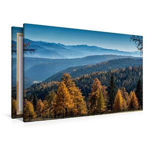 Premium Textil-Leinwand 120 cm x 80 cm quer Langfenn