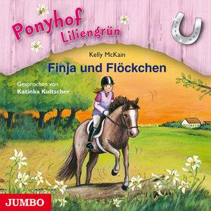 Ponyhof Liliengrün 09. Finja und Flöckchen
