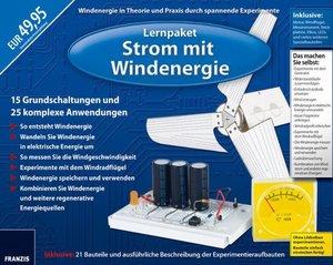 Lernpaket Strom mit Windenergie