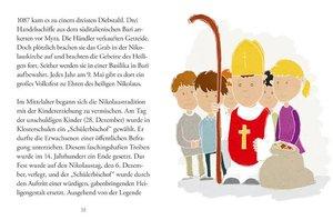 Das große kleine Buch: Die Geschichte vom Nikolaus
