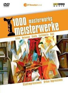 1000 Meisterwerke: Stadtimpressionen