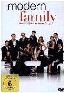 Modern Family. Season.5, DVDs