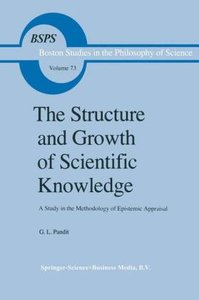 The Structure and Growth of Scientific Knowledge