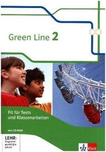 Green Line 2. Fit für Tests und Klassenarbeiten mit Lösungsheft