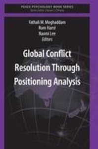 Global Conflict Resolution Through Positioning Analysis