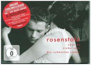 Lass Es Liebe Sein-Die Schönsten Lieder (Deluxe)