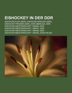Eishockey in der DDR