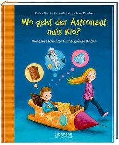 Wo geht der Astronaut aufs Klo?