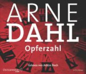Arne Dahl: Opferzahl