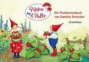 Postkartenbuch \'Pippa und Pelle\'