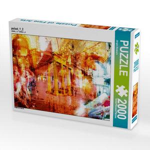palast_1_2 2000 Teile Puzzle quer