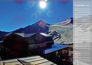 Alpenüberquerung (Wandkalender 2019 DIN A2 quer)