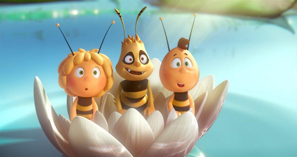 Die Biene Maja-Der Kinofilm 3D/2D BD - zum Schließen ins Bild klicken