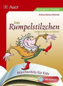 Märchenhits für Kids - Das Rumpelstilzchen