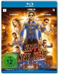 Happy New Year (Blu-ray)