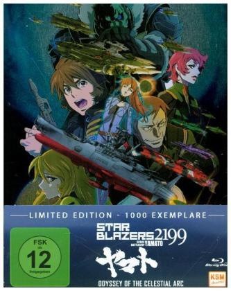 Star Blazers 2199 - Space Battleship Yamato - Odyssey of the Cel - zum Schließen ins Bild klicken