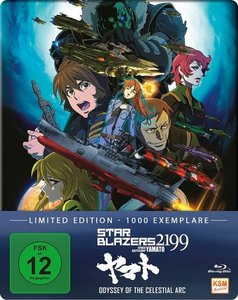 Star Blazers 2199 - Space Battleship Yamato - Odyssey of the Cel