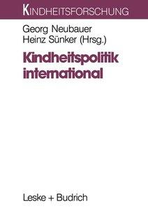 Kindheitspolitik international