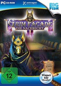 Grim Facade, Die Nachricht, 1 DVD-ROM