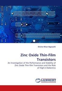 Zinc Oxide Thin-Film Transistors