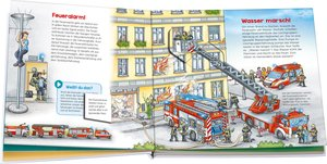 BOOKii® WAS IST WAS Kindergarten Unterwegs mit der Feuerwehr!
