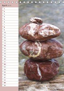Steinmanderl - Der Steinmännchen Geburtstagskalender