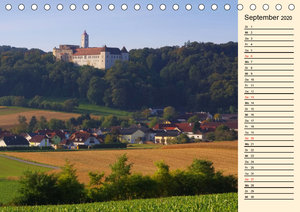 Die Wachau - Bezaubernde Orte an der Donau (Tischkalender 2020 D