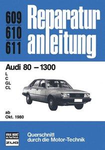 Audi 80 - 1300 ab 10/1980