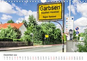 Garbsen (Wandkalender 2020 DIN A4 quer)