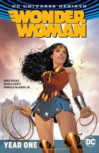 Wonder Woman 02. Year One (Rebirth)