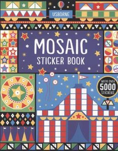 Mosaic Sticker Book