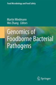 Genomics of Foodborne Bacterial Pathogens