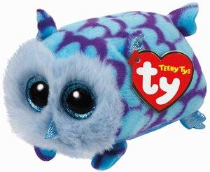 TEENY TY Mimi-Eule blau, ca. 10cm