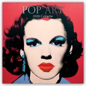 Pop Art Kalender 2020 - 16-Monatskalender