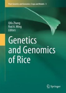 Genetics and Genomics of Rice