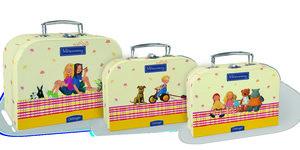 Möwenweg Koffer-Set