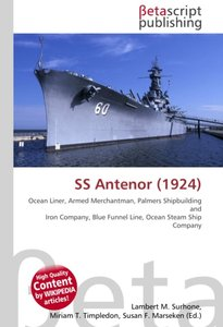 SS Antenor (1924)