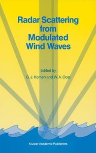 Radar Scattering from Modulated Wind Waves