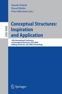 Conceptual Structures: Inspiration and Application