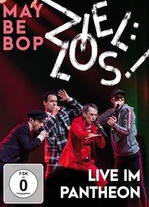 Ziel:los! Live im Pantheon (DVD+CD)