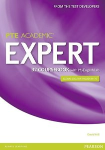 Expert Pearson Test of English Academic B2 Coursebook and MyEngl