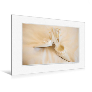 Premium Textil-Leinwand 120 cm x 80 cm quer Emotional Moments: A