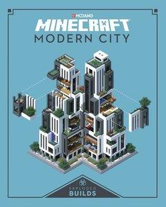 Minecraft Exploded Builds: Modern Metropolis