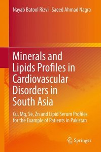 Minerals and Lipids Profiles in Cardiovascular Disorders in Sout